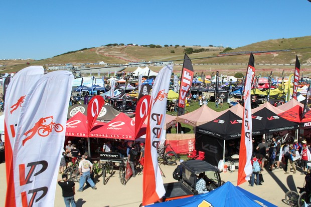 Clear skies and warm temperatures greeted Sea Otter attendees this year