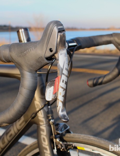 Red 2012 was largely overhauled in ergonomics and in function over the prior design