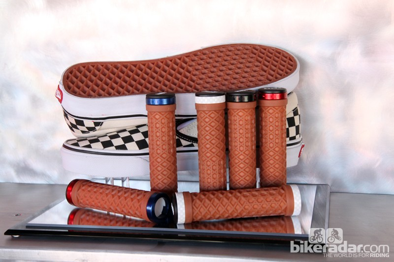 ODI is launching a new grip model in collaboration with Vans. Few patterns are more recognizable