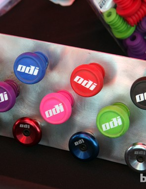 Need a little color in your life? ODI has you covered - at least for bar end plugs