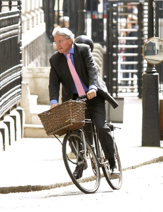 Andrew Mitchell about London on his Reflex