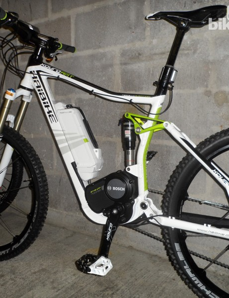 This is the 26in-wheeled FS All Mountain Xduro