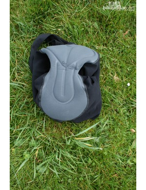 The high-density chamois is very comfortable