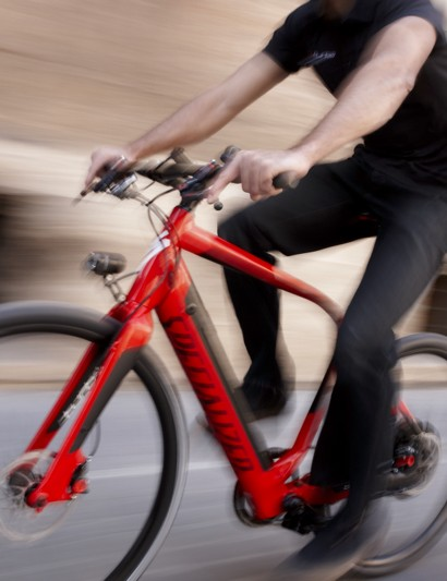 Specialized is aiming the Turbo squarely at urban riders
