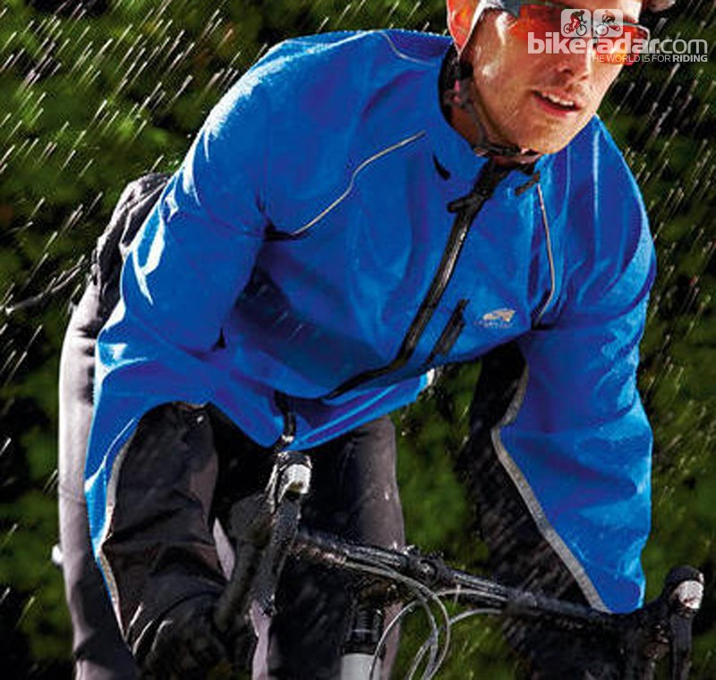The Showers Pass Touring Jacket