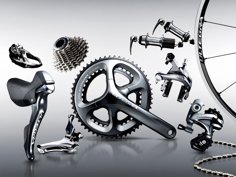 Shimano Ultegra 6800 mechanical groupset - first look