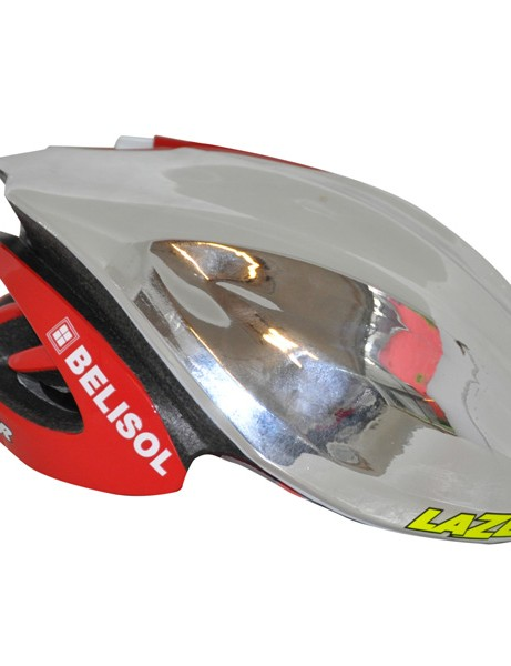 Lazer Helium FAST aero helmet
