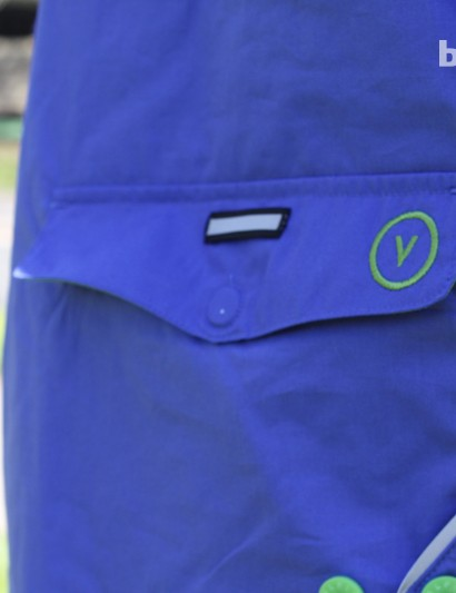 Vulpine Harrington lightweight jacket