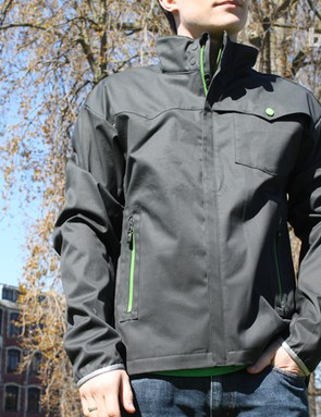 Vulpine Harrington jacket is packed full of subtle, riding specific features