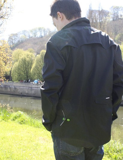 Vulpine Harrington jacket