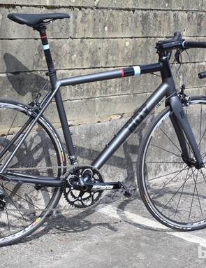 The new flagship HOY road bike looks promising