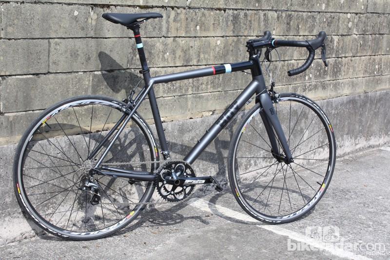 9eafb58fac6 HOY Bikes Sa Calobra 004 road bike - just in - BikeRadar