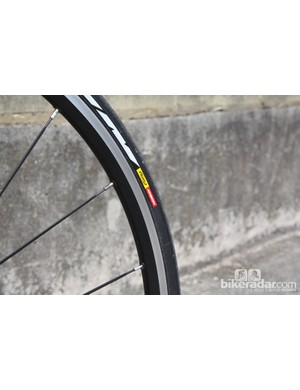 Mavic Aksion 23mm tyres