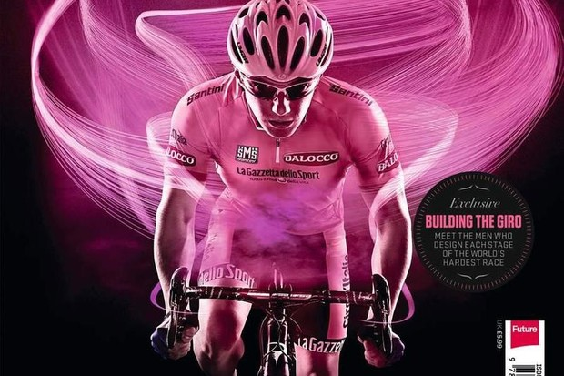 Official Giro d'Italia 2013 programme now available on iPad, iPhone and iPod Touch