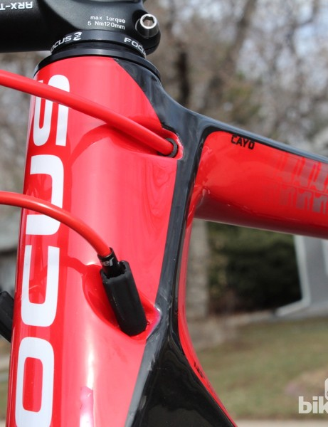 Small but effective details like internal routing and barrel adjusters improve long-term performance