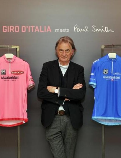 The 2013 Giro d'Italia jerseys as designed by Paul Smith