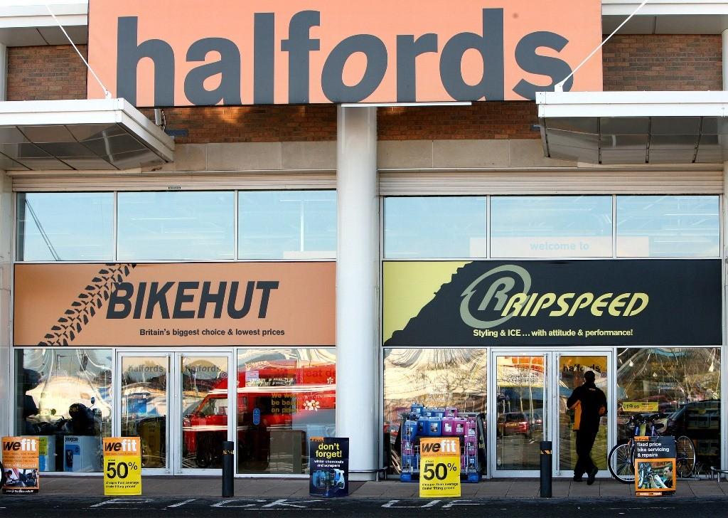 Halfords want to become a one-stop shop for cyclists