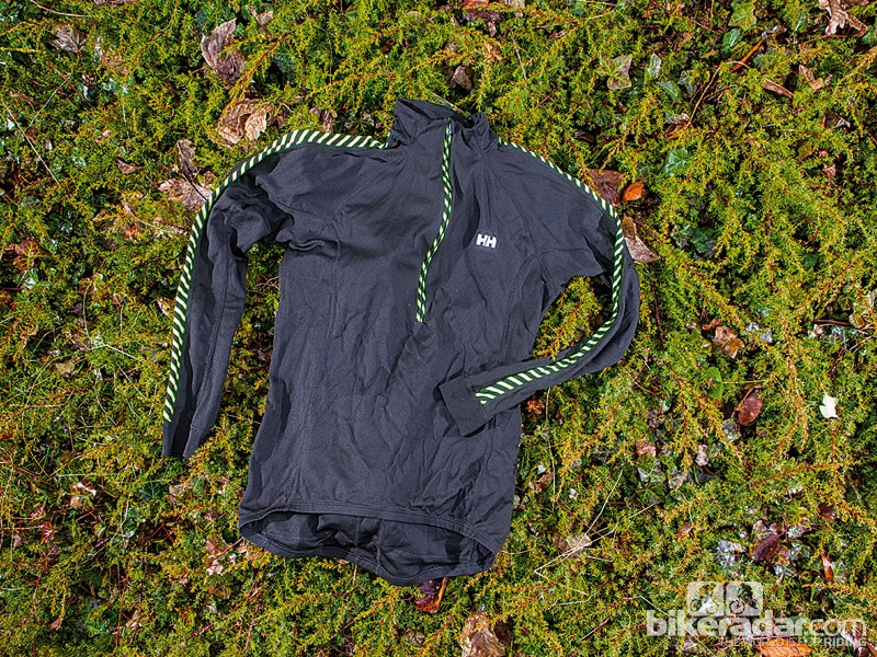 Helly Hansen Dry 1/2 Zip Bike jersey