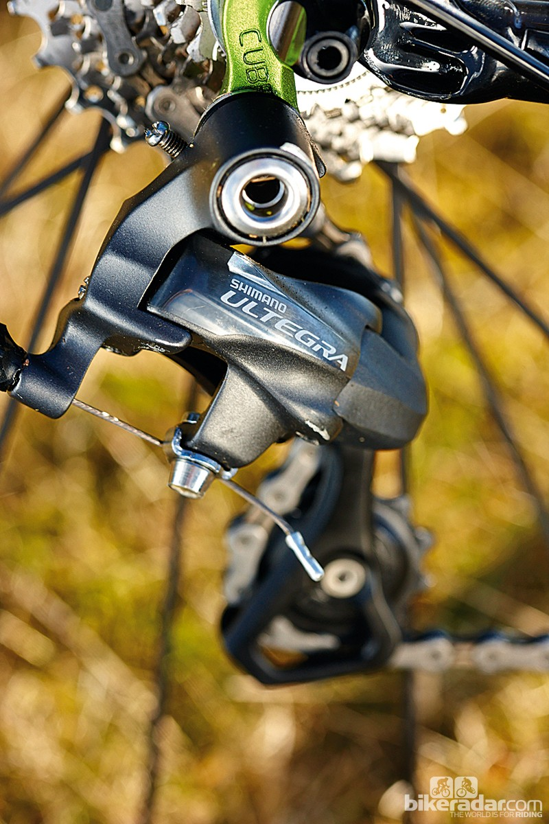 Ultegra is at the heart of a high quality kit spec