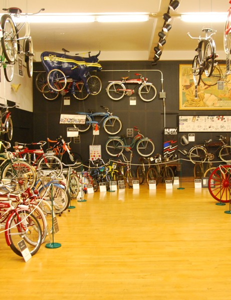 "The ""Third Floor"" collection of bicycles"