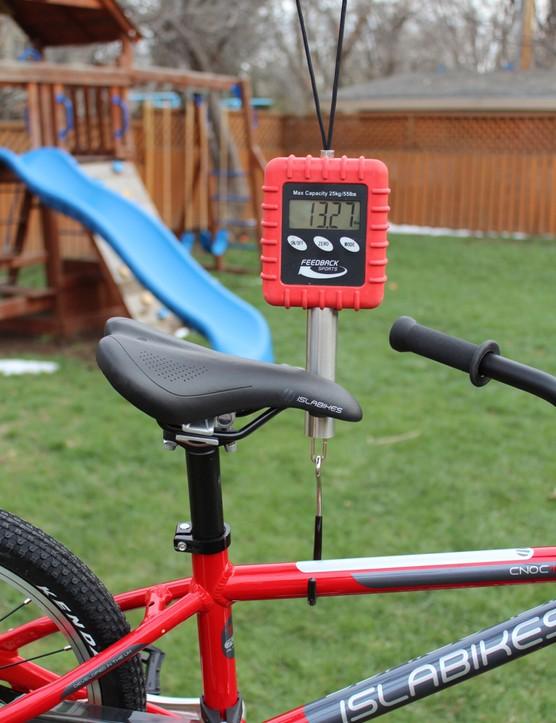 A 13.27 (6kg) kids bike in a 16-inch size is quite rare