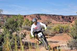 Pro/open racer Ali Goulet played a key role in getting last year's Wasatch Enduro off the ground, as well as promoting this year's Enduro Cup