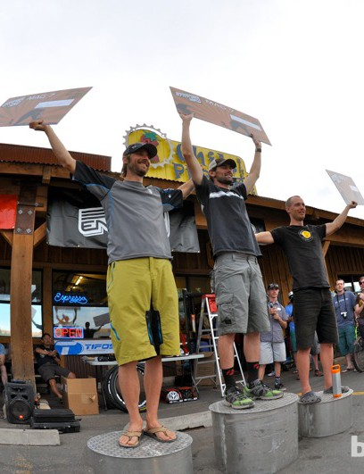 Ross Schnell took top honors at the first Mag 7 Enduro Cup