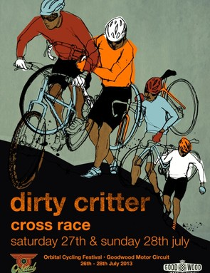 Orbital Cycling Festival cross race