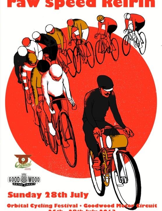Orbital Cycling Festival Keirin