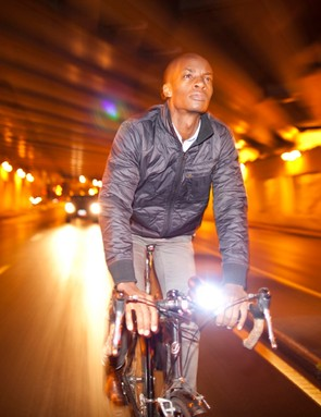Upright Cyclist launched in April with three jackets, pants and shorts