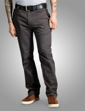 The Division Pant has a modern, narrower fit