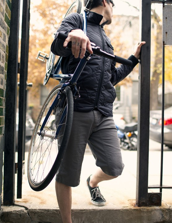 The Upright Cyclist $89 Randolph Short