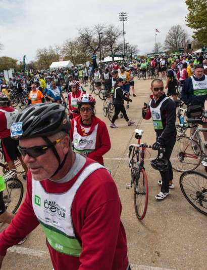 More than 32,000 riders took to the streets of New York this year