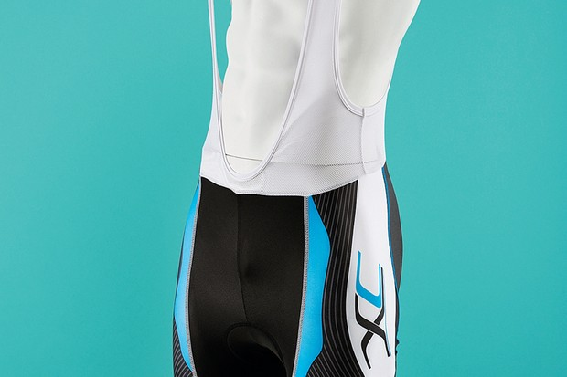 B'Twin 7 XC bib shorts