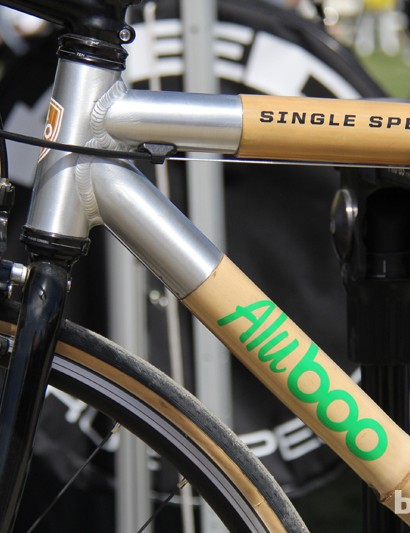 The Aluboo is designed to be an affordable, highly versatile frame