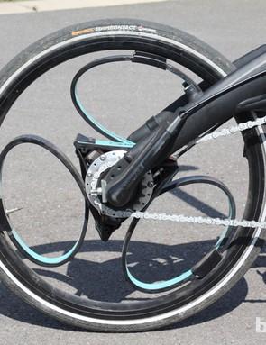 Rear Loopwheel