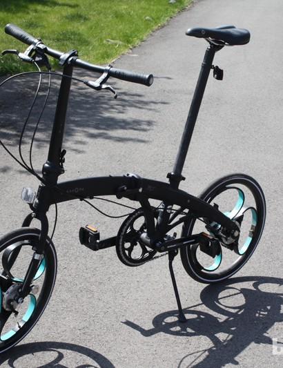 Loopwheels Dahon build