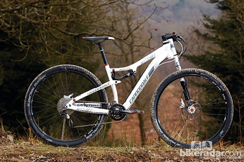 6ce8214e9e2 Cannondale Scalpel 29er 3 - BikeRadar
