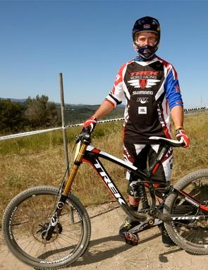 Brook MacDonald, Trek WR Carbon, 70th