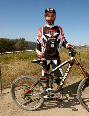 Neko Mulally, Trek WR Carbon, 10th