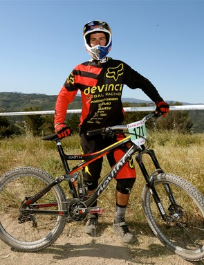 Steve Smith, Devinci Carbon, 6th