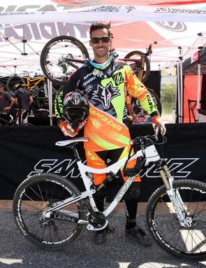 Cedric Gracia, Santa Cruz, back from injury, 15th