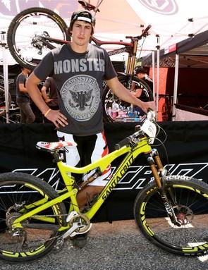 Josh Bryceland, Santa Cruz, 17th
