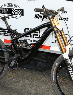 GT/Atherton Racing's new prototype DH bike
