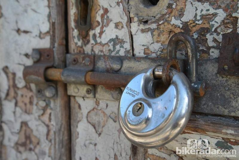 Padlocked sheds won't deter thieves for long