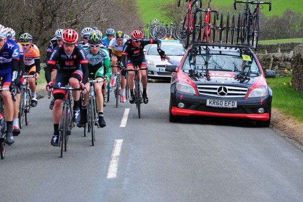 Are bunch skills disappearing from UK racing?