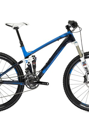 Trek's Fuel EX line (shown here in its current 26in form) will soon come in 29in