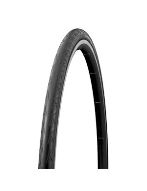 The AW 3 is the top tire in the line, which Bontrager claims beats the Continental GP Four Season, Schwalbe Ultremo Aqua and Specialized AC Armadillo Elite on rolling resistance