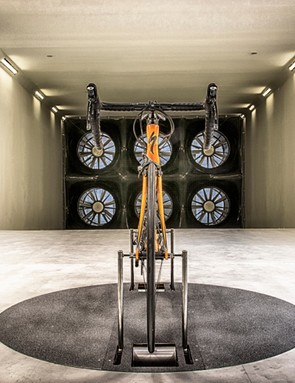 Specialized intends to test all types of bikes in its new tunnel