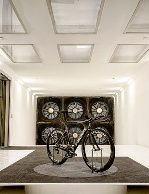 Specialized loves racing. And it won the race to be first bike manufacturer with its own wind tunnel